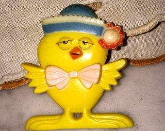 Vintage Norcross Easter Peep