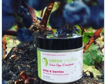Wine and Berries Antioxidant Moisturizing Facial Cream