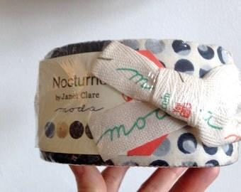 Nocturne Moda Jelly Roll Janet Clare