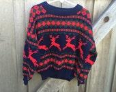 Reindeer Sweater 5/6
