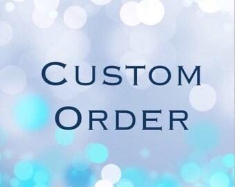 Cusrom order for Klaudia