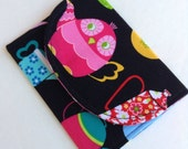 """Teapot Wallet/Cardholder/Gift Card Holder 4 1/2"""" x 3 1/2"""" free shipping please read entire description before ordering"""