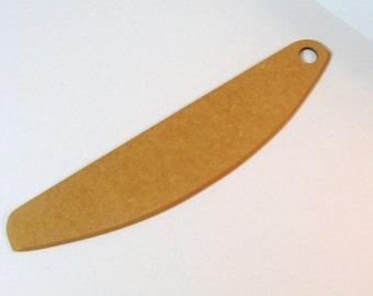 Pizza Cutter Made Of Epicurean Wood Fiber