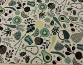Cotton/Linen Blend - Scandi Woods III Lightweight Canvas - 1 Yard - Cotton Fabric / Fabric by Yard / New Fabric / Cotton Linen Canvas