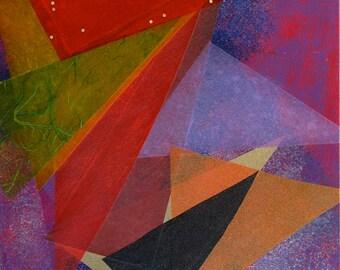 Art Block - Magenta