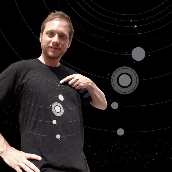You are the Sun Tshirt (The New Solar System)