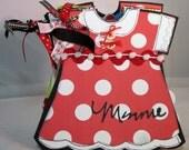 Scrapbooking Disney Album Minnie Mouse