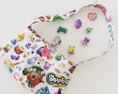 Shopkins Purse {toddler purse, little purse}