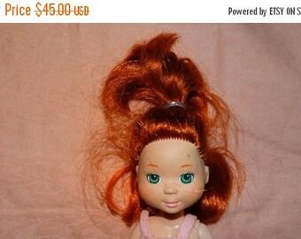 Sale Madam Alexander Doll / Learning Curve Fashion Madeline Doll 2004 Redhead Retired Madame Alexander Doll