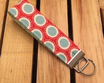 Womens Key Fob Wristlet Key Chain