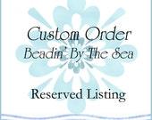 Custom Order for Eleanor