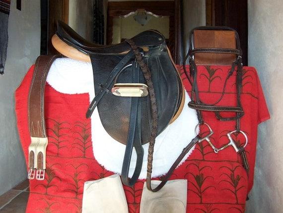 Horse Equipment (Saddle and Tack)