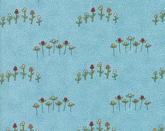 Treehouse Club (5632 16) Wildflowers Splash by Sweetwater