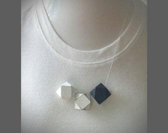 Negatives necklace
