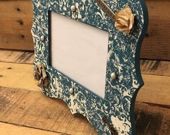 Discoveries Picture Frame