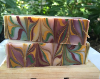 Olive Branch Handmade Cold Processed Soap