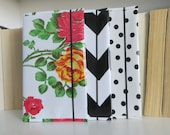 journal cover - moleskine cover - notebook cover - composition notebook - colorful journal - moleskine cahier