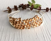 Real Honeycomb Bracelet, Honey Comb, Beehive