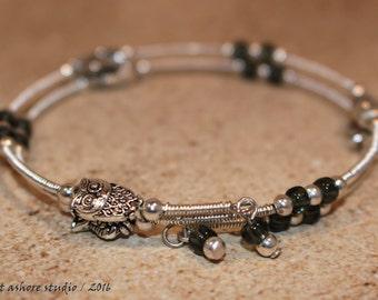 Owl Friends Wrap Bracelet