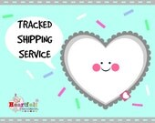 Tracked Shipping Service - additional charge for shipping your order via a tracked service