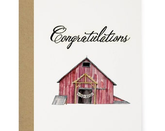 Mr. & Mrs. Congratulations Card
