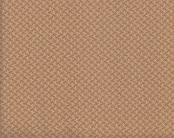 Moda Gratitude 38008 16 Vintage Light Brown Zig Zag Design on Beige by the yard
