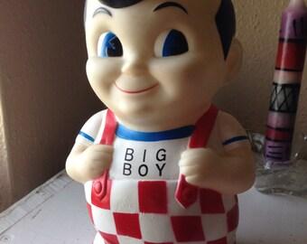 Big Boy coin bank