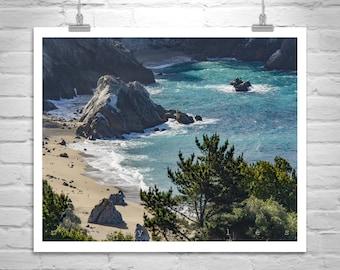 Big Sur Photography, California Beach, California Coast, Seascapes, Beach Art, California Art, Seaside, Seacoast, Coastal, Art Photography