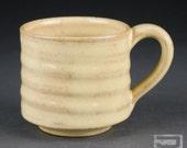 6 oz Cappuccino Size Stoneware Mug