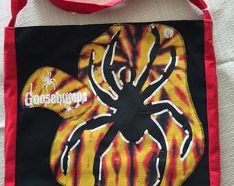 Goosebumps tshirt bag