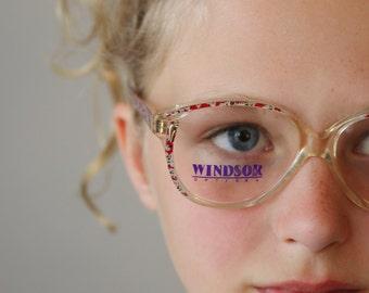 NOS, 1990s Windsor Wayfarer Frames~Size 48-14-125