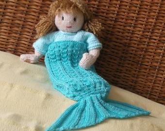 Knitting pattern mermaid Etsy UK