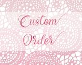 Custom Order for anny1111