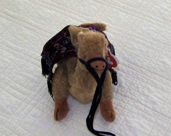 Lawrence The Ty Attic Treasure Collection Camel