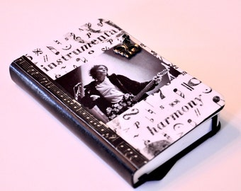 Jeff Buckley Harmony Faux Leather Lyric Journal Sketch Book