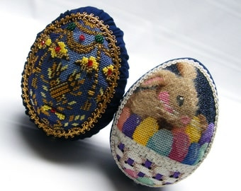 Vintage Easter Eggs (5-inch)