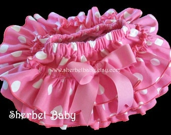 Original All Around Ruffle Sassy Pants Diaper Cover Panty Skirt Fabric Tutu This is Over the Top Cute