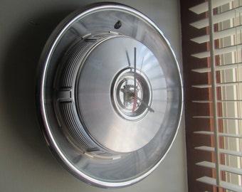 1966-67 Cadillac Hubcap Clock no.2480