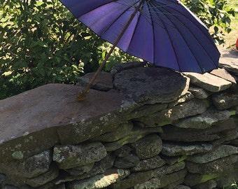 Dog Handle Umbrella, Vintage, Antique, Celluloid?