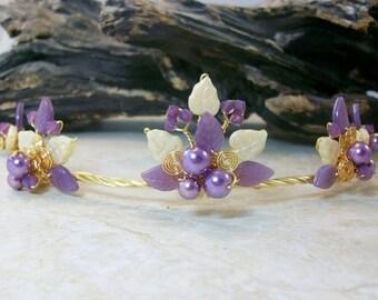 ON SALE Sugar Plum Fairy Tiara Crown