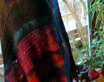 red river-- a sumptuous shawl by bennylove