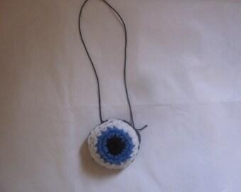 Third Eye Crochet Nose Warmer