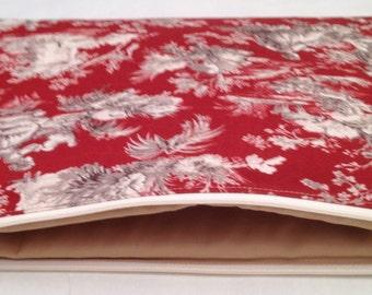 "SALE....SALE.....Zippered Macbook 13""  padded sleeve  / made in Maine"