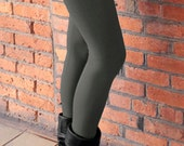 Bamboo Bliss Legging - Charcoal Grey