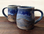 Mountain Mug - Tea Cup - Coffee Mug - Espresso - Latte - Wanderer