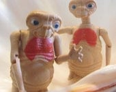 ET Figurine with stretching neck  Vintage 80's Listing is for Choice
