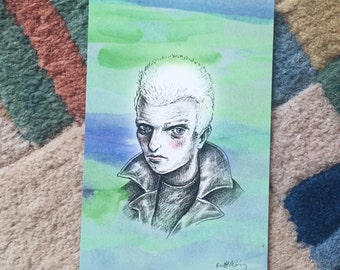 Sci-fi Boyfriend Roy Batty - 4x6 print
