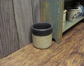 Dollhouse Miniature Crock Pot Planter
