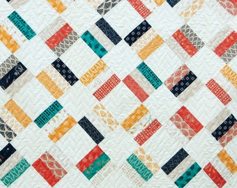Oasis Quilt Paper Pattern