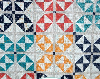 Hope Chest Quilt PDF Pattern
